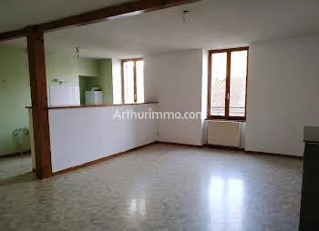 Appartement 4 pièces 84,6 m2