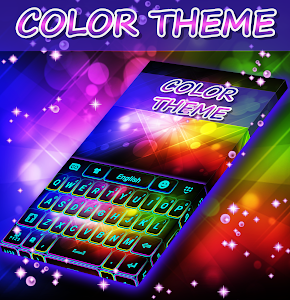 Color Themes Keyboard screenshot 4