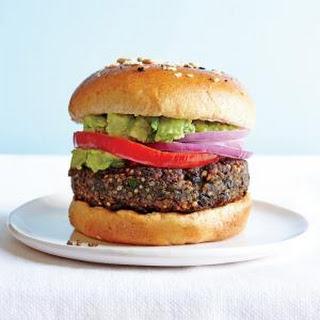 Clean Veggie Burgers