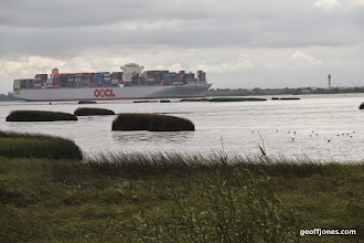Photo: OCCL Brussels on The Elbe