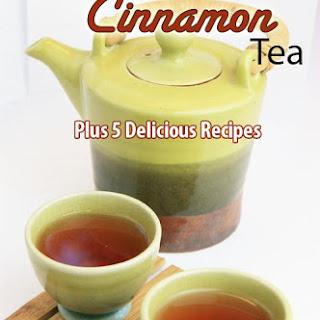 How To Make Cinnamon Tea.