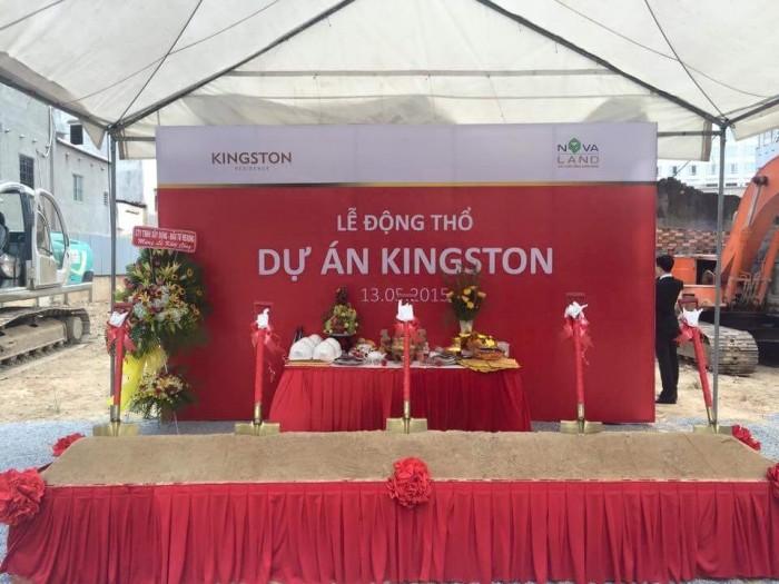 lễ động thổ kingston