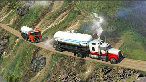 Oil Tanker Truck Simulator : Offroad Missions 2.3 screenshots 2