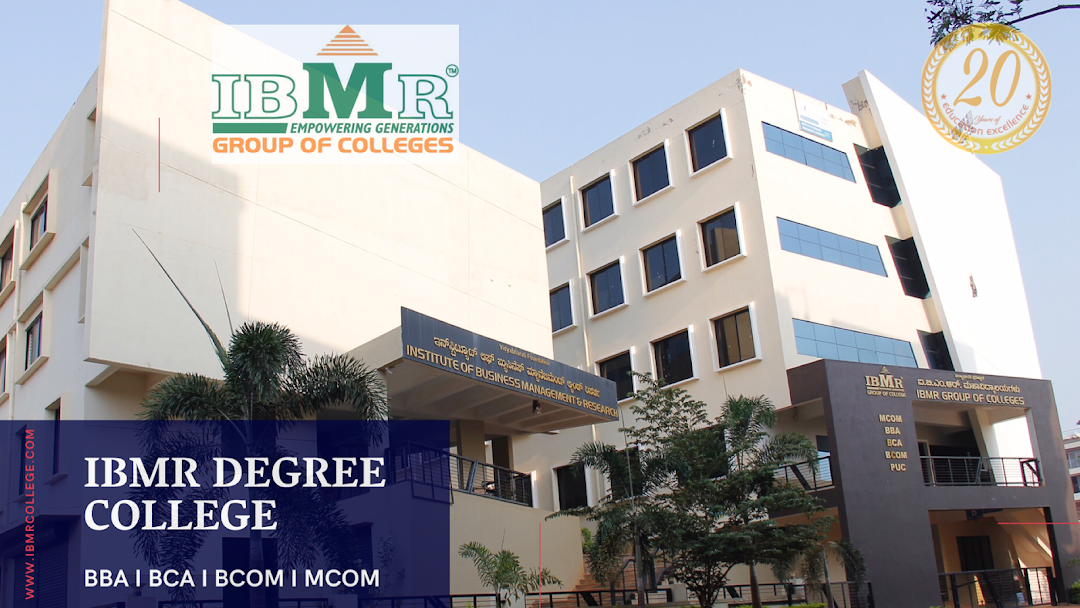 Ibmr Degree College Of Bba Bca Bcom Mcom Affiliated To Katnatak University