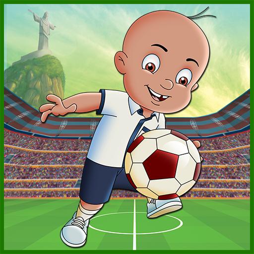 Mighty Raju Football Puzzle