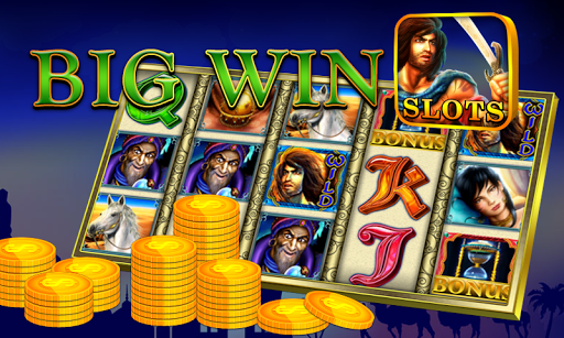 Golden Sands Treasures Slots