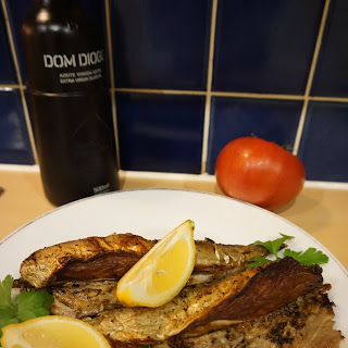 Easy And Healthy Grilled Mackerel Recipe.