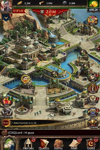Conquerors: Clash of Crowns 1.5.2 screenshots 12