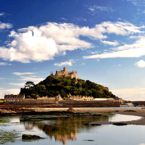 Where: CornwallUSP: The castle, perched on its own private island, is cut off from land when the tide comes in, making for a truly exclusive celebration. Only islanders, parishioners and close family members are allowed to marry at this venue.Bonus points: Spacious gardens.Price: Price on application  Visit stmichaelsmount.co.uk Picture courtesy of St Michael's Mount