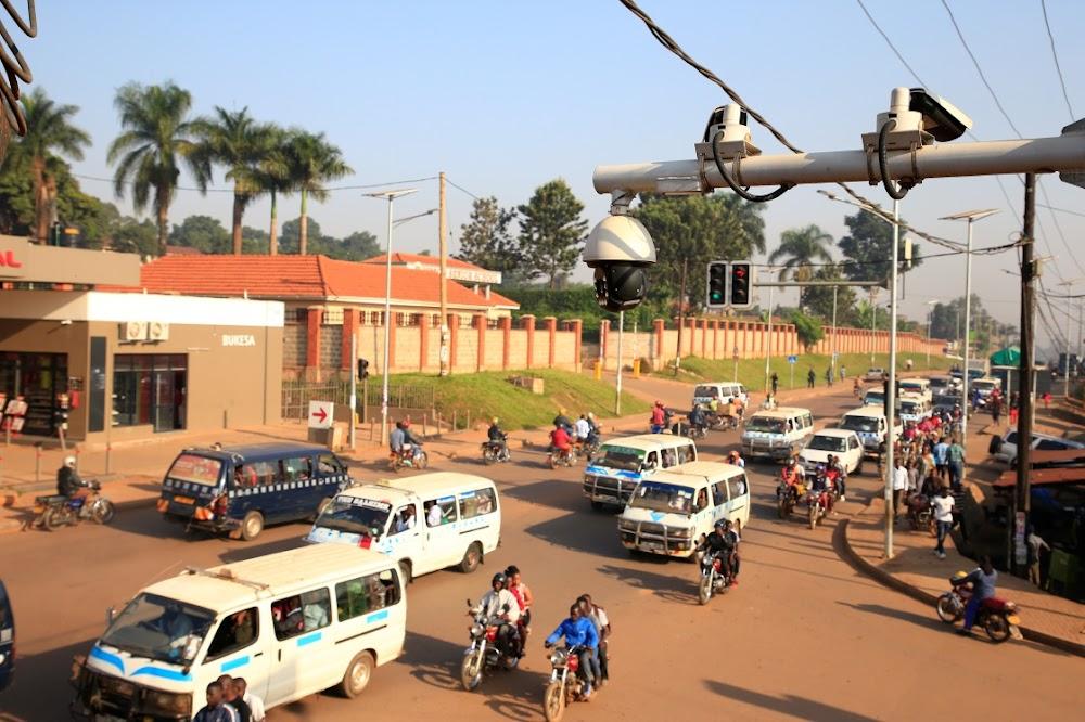 Die polisie in die Uganda sê dat die kringtelevisiestelsel misdaad sal verminder, maar burgers is skepties