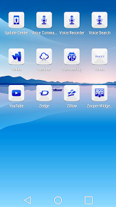 Azer Blue Icon Pack screenshot 5