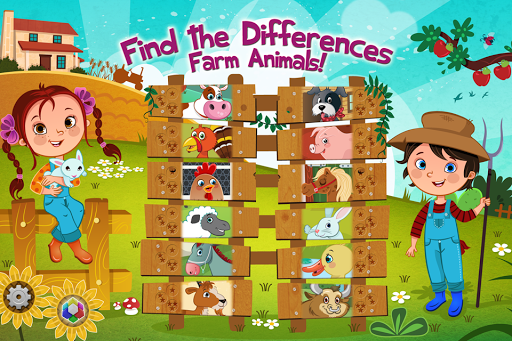 Find the Differences - Animals 3.4 screenshots 1