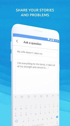 Helpcare - mental health chat Psychological help 7.4.0 screenshots 4