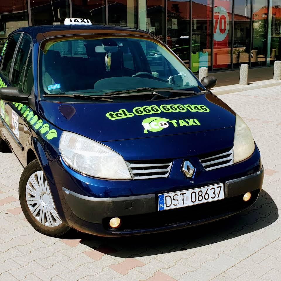 grantowe taxi
