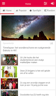 Trending.nl- screenshot thumbnail