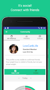 Carb Manager - Keto & Low Carb Diet Tracker - Apps on Google Play