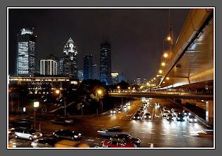Photo: Шанхай.Из окна автобуса.