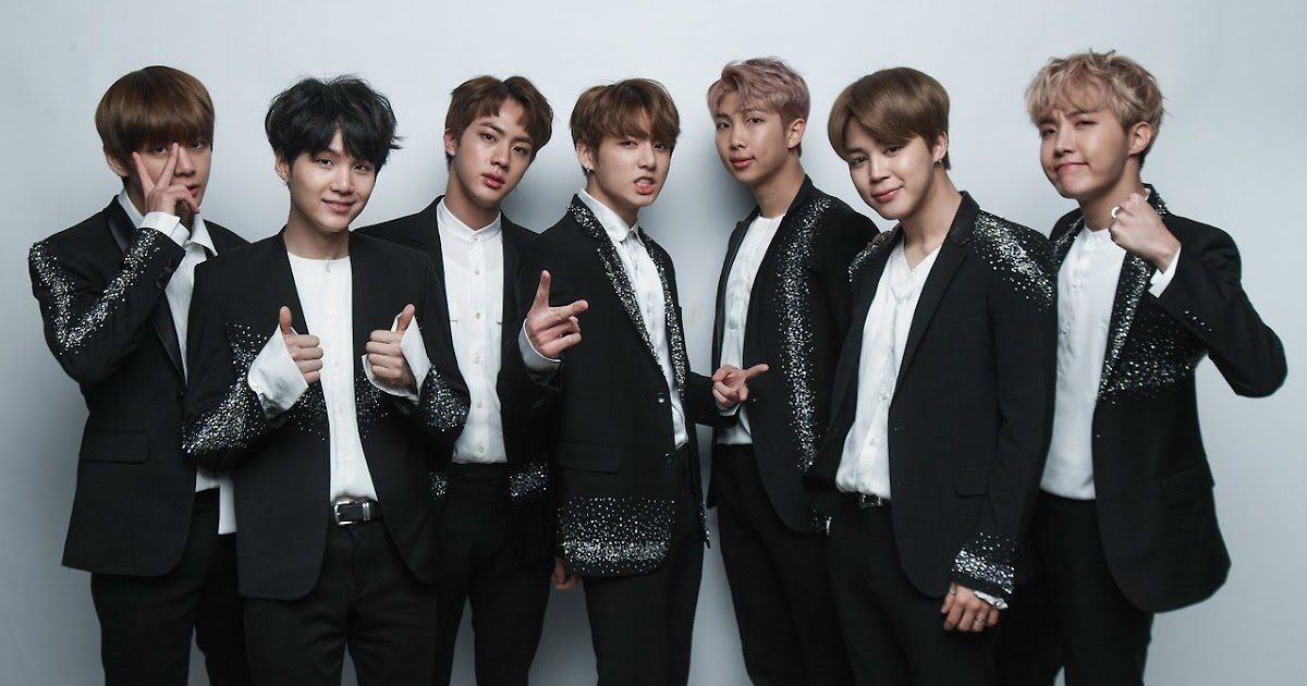 BTS Reveals What Their English Stage Names Would Be - Koreaboo