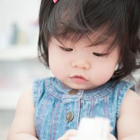 My Little Princess by Wei Seong Yan - Babies & Children Babies