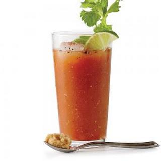 Miso Bloody Mary.