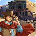 Escape puzzle games:Mystery of New Western Town icon