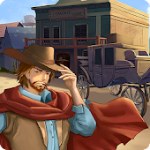 Escape puzzle games:Mystery of New Western Town