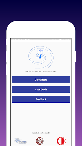 IRIS tool for SGA babies screenshot 1