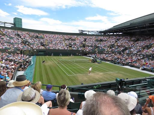 Wimbledon Court 1 2017