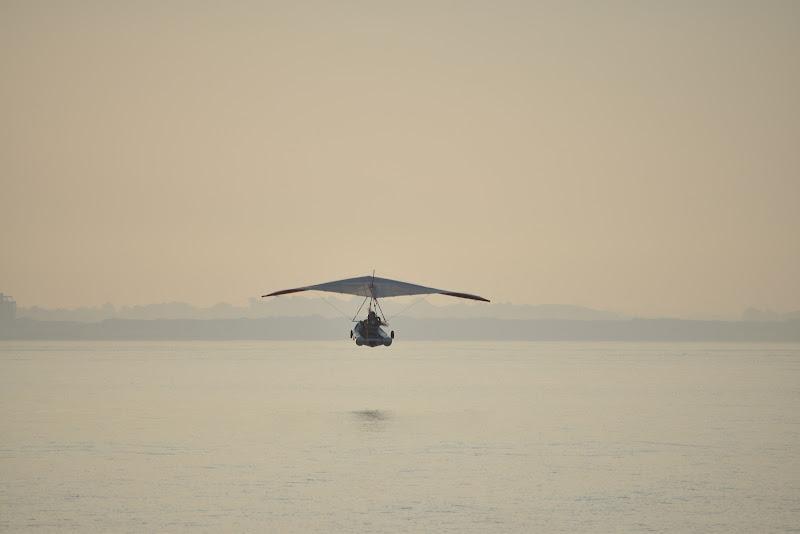 un particolare volo di irina sirbu