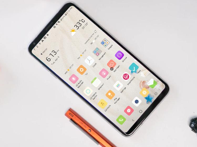 Summer Theme LG G6 G5 V20 V30 / Android — AppAgg