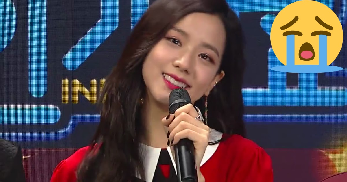 BLACKPINK's Jisoo Reveals The Most Difficult Part Of Being An Inkigayo MC