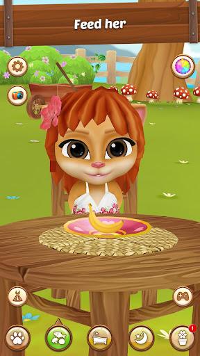 Emma the Cat Gardener: My Virtual Pet 2.1 screenshots 5