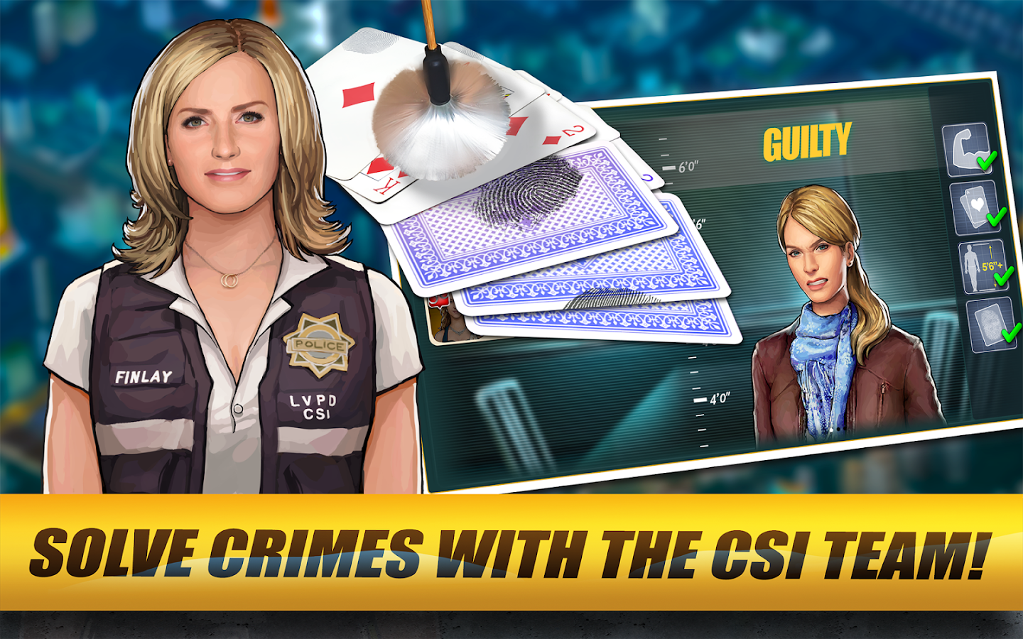 CSI: Hidden Crimes- screenshot