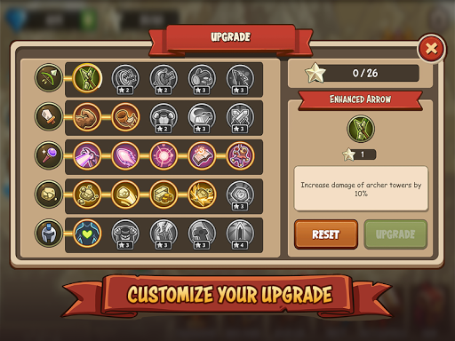 Empire Warriors TD: Defense Battle (Tower Defense) (Unreleased)  screenshots 7