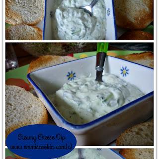 Creamy Cheese Dip