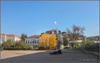 Photo: Turda - Piata 1 Decembrie 1918 - Monumentul Eroilor Revolutiei din 1989  - 2018.10.11