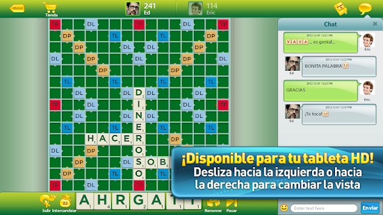 SCRABBLE™ Screenshot