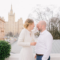 Wedding photographer Alena Fetisova (fetisovaphotos). Photo of 21.05.2017