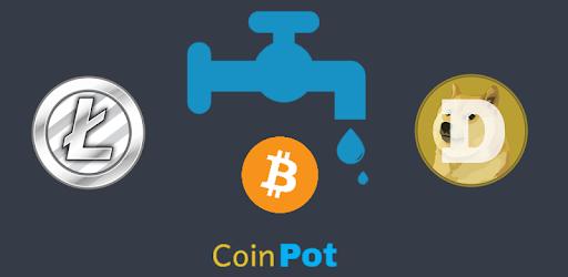 Coinpot Faucets