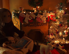Photo: Decorated for Christmas.