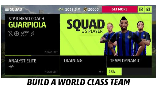 SEASON 20 Pro Soccer Manager 2.0.10 screenshots 1