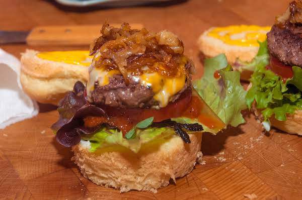 Andy's Essentials: A Burger To Be Reckoned With Recipe