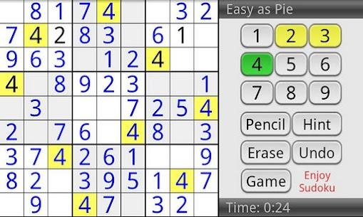 Enjoy Sudoku 2.5.3 Download Mod Apk 3