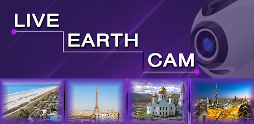 Earth Online Live Webcams-Live Camera Viewer World APK