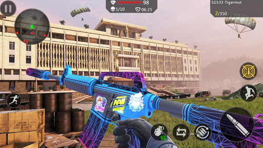 Encounter Strike:Real Commando Secret Mission 2020 1.1.5 Mod Screenshots 7