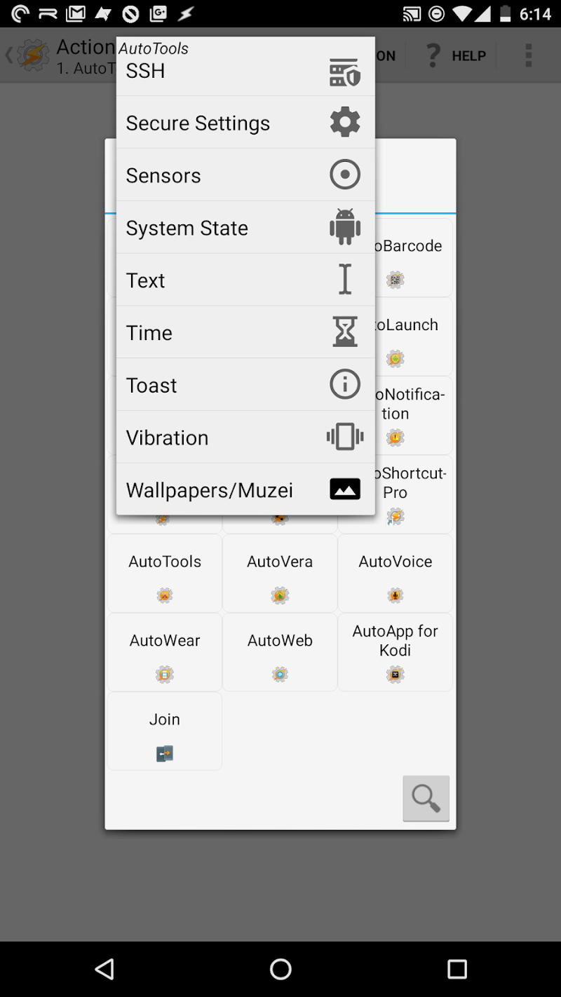 AutoTools Screenshot 2