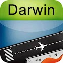 Darwin Airport +Flight Tracker icon
