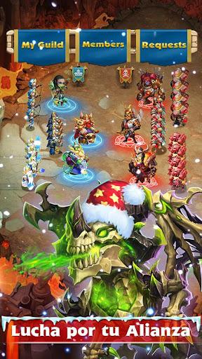 Castle Clash: Epic Empire ES screenshot 6