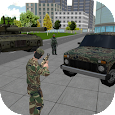 Army Car Driver icon