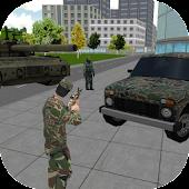 Army Car Driver